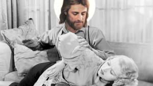 Jesus spanking