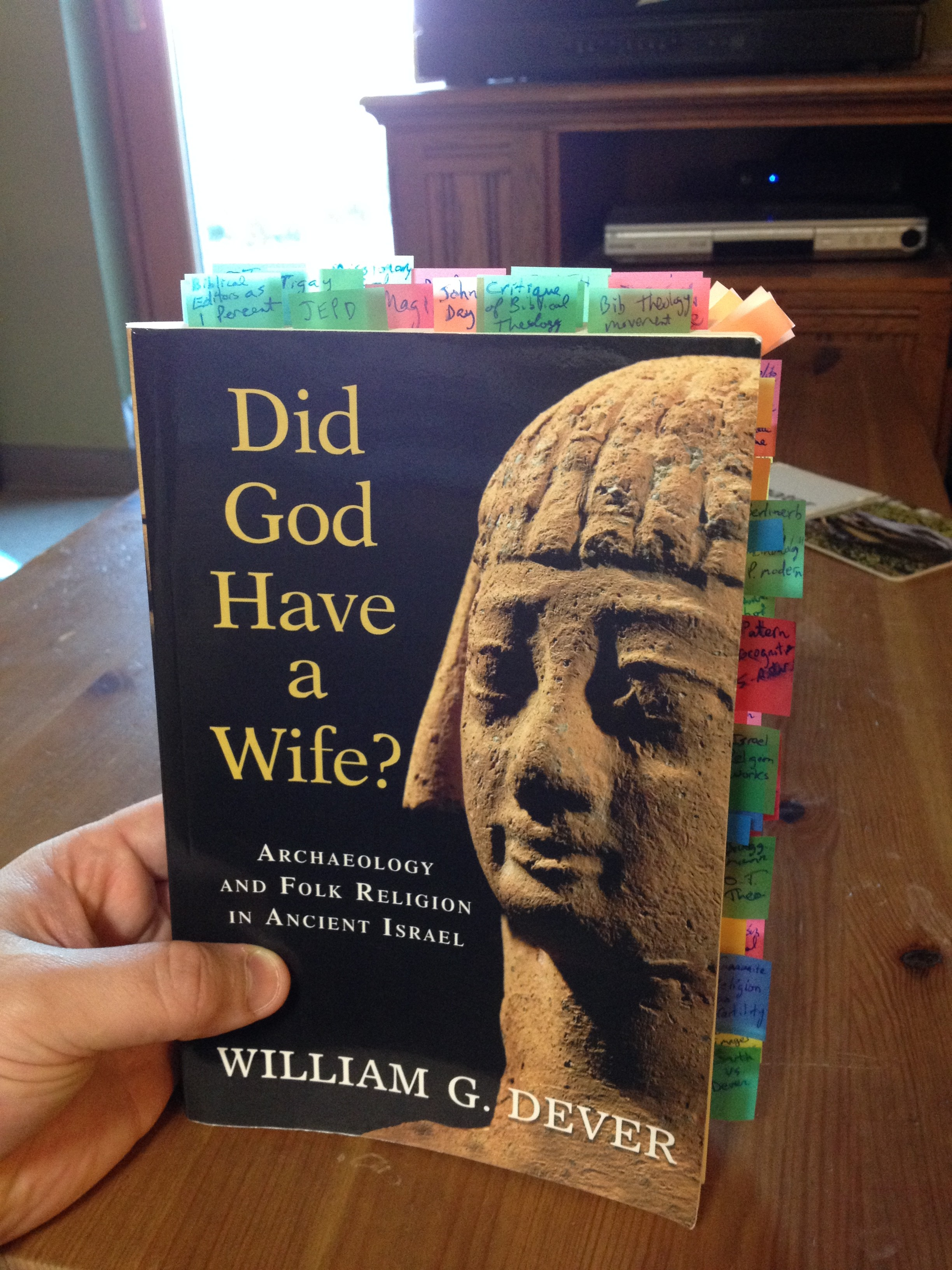 Did God Have Wife - William G. Dever