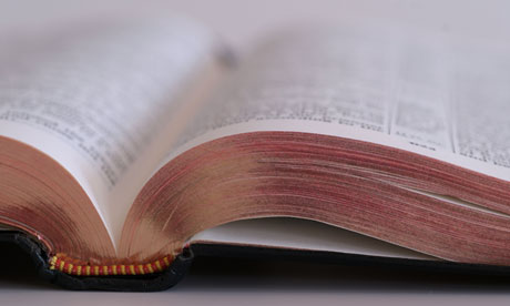 The Bible Is (Not Always) Very Clear About…[Fill-In-The-Blank]