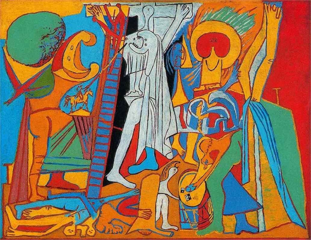 crucifixion.picaso II