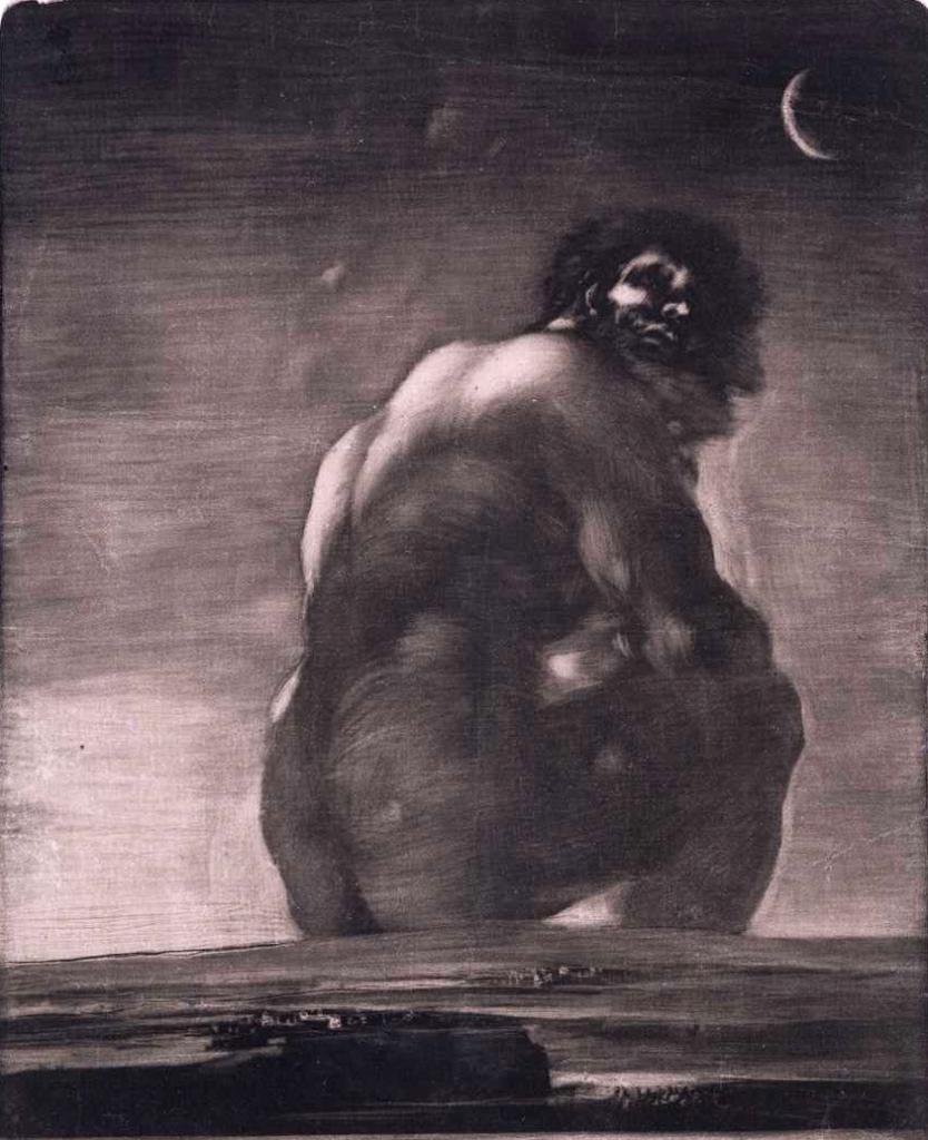 Goya, The Giant