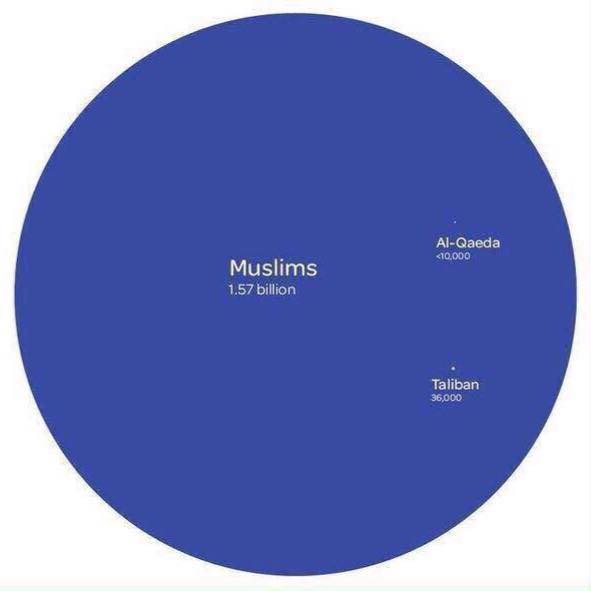 Muslims vs Extremists